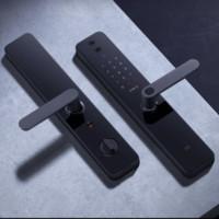 MI 小米 3合1智能电子指纹锁 Pro(集成式猫眼&门铃)