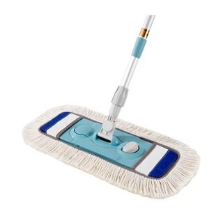 美丽雅扫拖一体尘推清洁神器棉线套布平板拖拖把懒人拖布