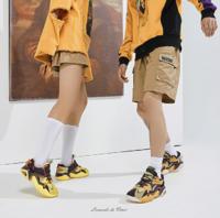 PEAK 匹克 态极6371 X 卢浮宫博物馆联名 男女款休闲运动鞋
