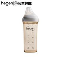 苏宁SUPER会员:HEGEN 婴儿多功能PPSU奶瓶 330ml