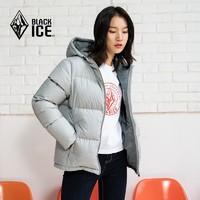 BLACK ICE 黑冰 F8956 女士休闲连帽羽绒服