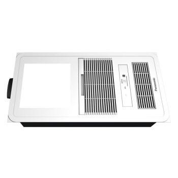 松下浴霸LED灯照明排气扇一体普通/集成吊顶风暖通用多功能暖风机APP智能无线遥控 7平米内FV-RB20VL12100W