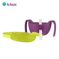 陪伴计划专享、有券的上:b.box 婴儿双手柄三合一吸管碗