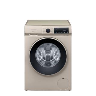 SIEMENS 西门子 悠享系列 WG42A1U30W 滚筒洗衣机 9kg