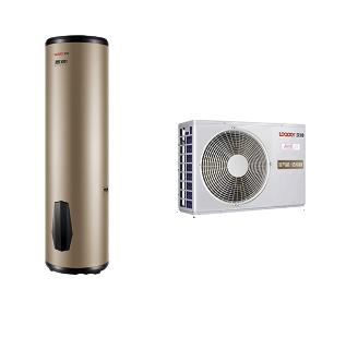 统帅(Leader)海尔出品200升空气能热水器家用 十年包修 二级能效 电辅速热(3-5人)智樽LHPA200-1.0A(U1)
