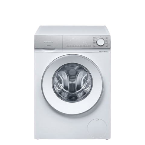 SIEMENS  轻颜系列 WG54B2X00W 滚筒洗衣机 10kg