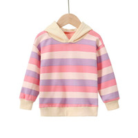 冬季童装新款男童女童加绒卫衣120 (建议身高110-120cm)
