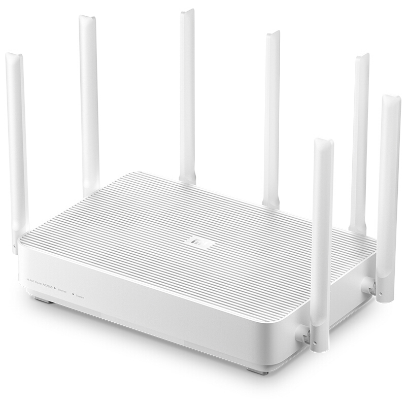 MI 小米  AC2350 双频千兆 Wi-Fi 5 家用路由器 单个装 白色