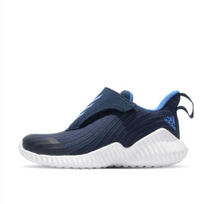 adidas 阿迪达斯 FortaRun AC I 婴童跑步学步鞋 AH2637 藏青蓝 20