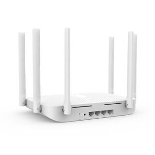Redmi 红米 AC2100 2033M 千兆双频 WiFi 5 家用路由器 白色