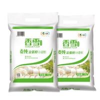 88VIP:香雪 麦纯富强小麦粉 5kg*2包
