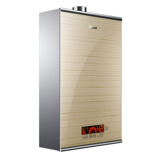 Haier 海尔 JSQ24-WA6(12T) 燃气热水器 12L 天然气