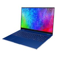 三星(SAMSUNG)15.6英寸Galaxy Book Flex 2020款触屏超轻薄二合一笔记本电脑(十代i7/16G/1T SSD)蓝