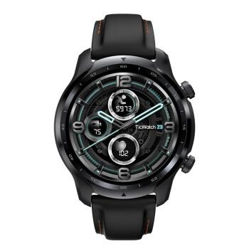 ticwatch Pro3 4G版 智能手表 LTE版 1.39英寸 星际黑