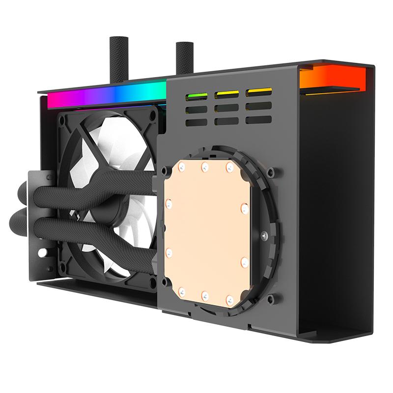 ID-COOLING ICEFLOW 240 VGA 显卡水冷散热器