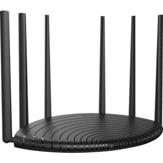 TP-LINK 普联 TL-WDR7661 易展版 1900M WiFi 5 家用路由器