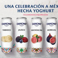 Danone Mexico – Hecha Yogurt(墨西哥)