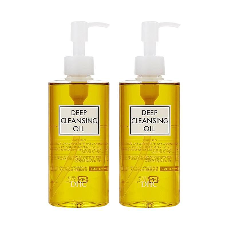 DHC 蝶翠诗 2件装| 深层清洁橄榄卸妆油 200毫升