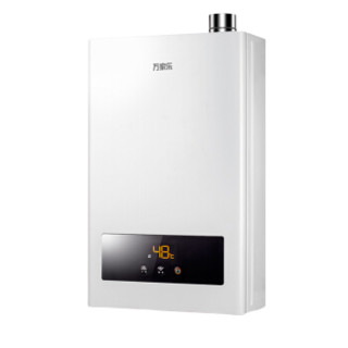 macro 万家乐 LJSQ20-12DU2 燃气热水器 12L 天然气(12T)