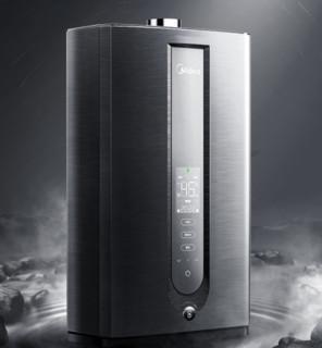 Midea 美的 JSQ30-Y9 智能恒温燃气热水器 16L 天然气