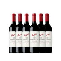 奔富(Penfolds)寇兰山设拉子赤霞珠红酒 澳大利亚海外直采干红葡萄酒 750ml*6