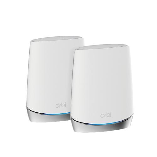 NETGEAR 美国网件 RBK752 AX8400M WiFi6 分布式路由器 两只装