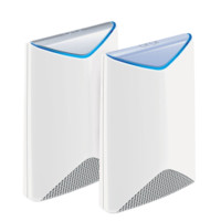 NETGEAR 美国网件 Orbi SRK60 3000M WiFi 5 分布式路由器 子母装