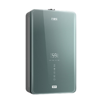 macro 万家乐 JSQ30-16DL3 燃气热水器 16L 天然气(12T)