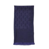 GUCCI 古驰 165904 羊毛蚕丝围巾