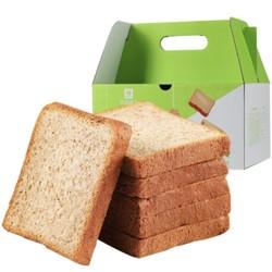 liangpinpuzi 良品铺子 无蔗糖全麦面包 560g
