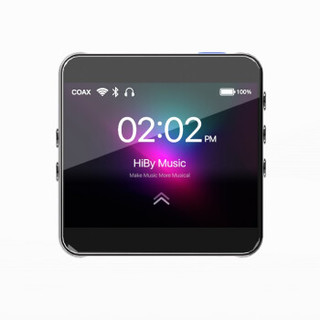京东PLUS会员 : Hiby MUSIC 海贝音乐 R2 HiFi音乐播放器 + Beans 3.5mm 耳机套装