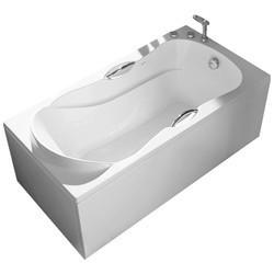 ARROW 箭牌卫浴 AE6205SQ 亚克力防滑浴缸 1.5m五金款