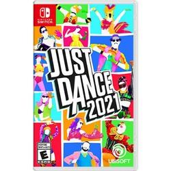 任天堂switch NS舞力全开2021舞动全身Just Dance2021 舞力21订购