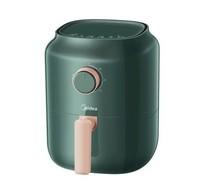 Midea 美的 空气炸锅家用智能2021新款全自动电炸锅烤箱一体多功能大容量
