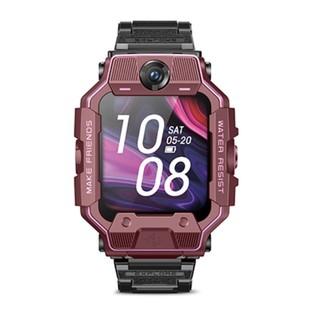 小天才 儿童电话手表Z6巅峰版防水GPS定位智能手表 学生儿童移动联通电信4G视频拍照双摄手表手机男女孩红