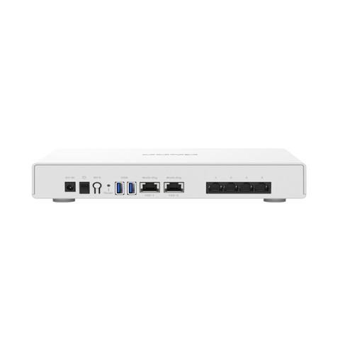QNAP 威联通 QHora-301W 万兆Wi-Fi 6路由器 3600Mbps