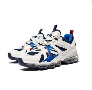 XTEP 特步  AIR MEGA2.0 男士跑鞋 880219115325 白蓝 39