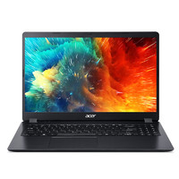 acer 宏碁 墨舞 EX215 15.6英寸 轻薄本 黑色(酷睿i5-8265U、MX230、8GB、128GB SSD+1TB HDD、LED背光、EX215-51G-519V)