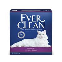 Ever Clean 铂钻 前2小时 猫砂 25磅*2件