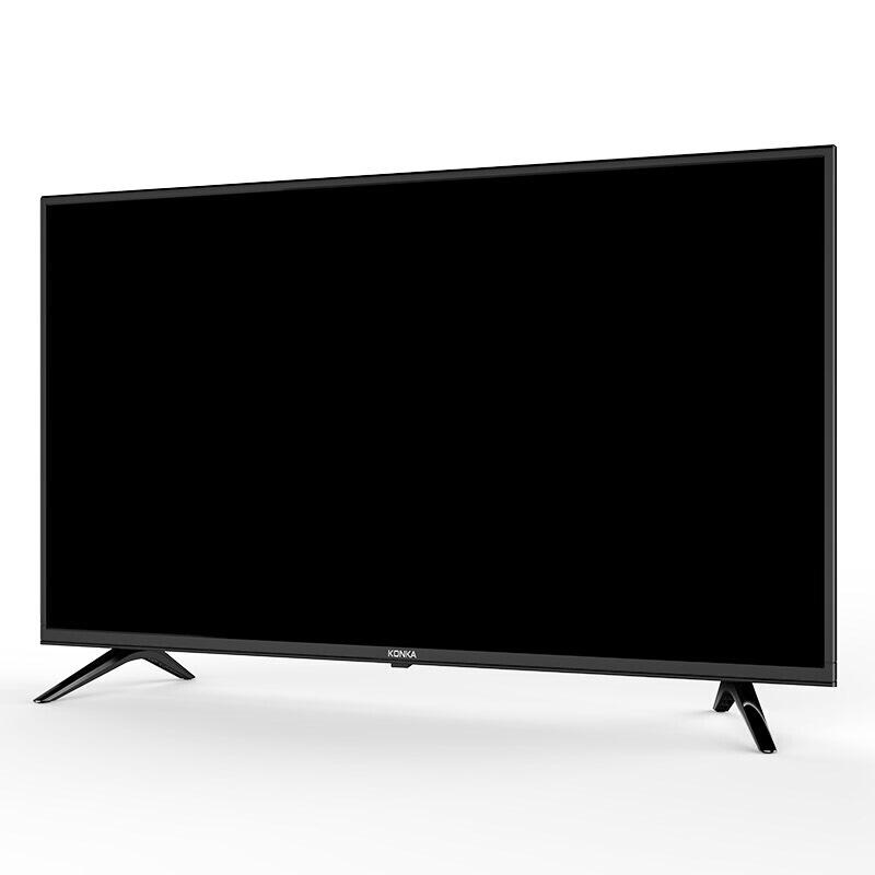 KONKA 康佳 E330C系列 LED43E330C 43英寸 高清液晶电视 黑色