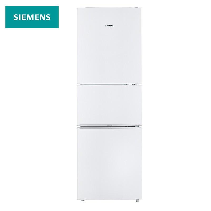 SIEMENS 西门子 BCD-232(KG23N111EW) 232升 三门冰箱