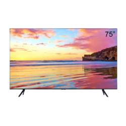 SAMSUNG 三星 TU8000系列 UA75TU8000JXXZ 75英寸 4K超高清液晶电视