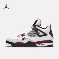 足篮不分家AIR JORDAN 4 RETRO PSG
