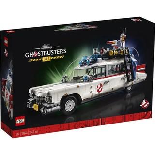 LEGO 乐高 Creator创意百变高手系列 10274 抓鬼车