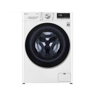 京东PLUS会员、绝对值 : LG 乐金 VC3系列 FLW10G4W 10.5kg 变频 滚筒洗衣机