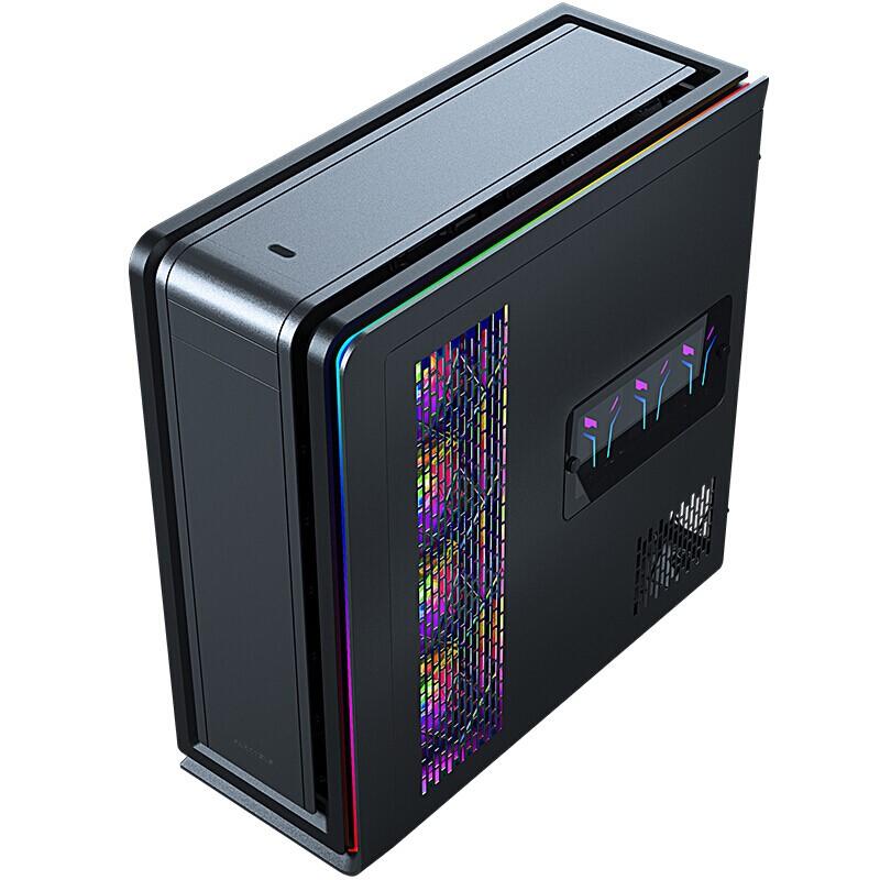 PHANTEKS 追风者 PK719LTG 双系统RGB机箱