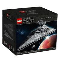 LEGO 乐高 UCS 收藏家系列 星球大战 75252 帝国歼星舰