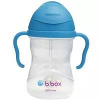 b.box 第三代婴儿童吸管水杯 240ml 钴蓝色