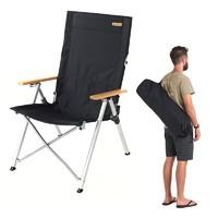 NatureHike 25538413616 户外轻便铝合金折叠椅