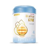 Wyeth 惠氏 启赋 蓝钻 儿童配方奶粉 4段 900g*2罐